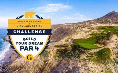 Golf Magazine + Nicklaus Design Challenge: Build Your Dream par 4